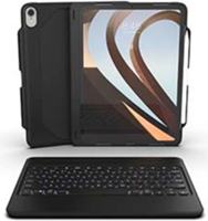 Zagg iPad Pro 11 (2018/2019) Rugged Book Go Keyboard and Folio Case
