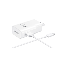 Samsung 25W USB-C Fast Charging Wall Charger (Detachable USB-C/USB Cable)