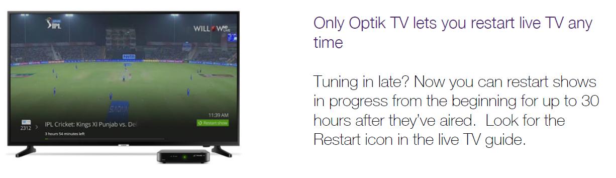 Optik TV 1