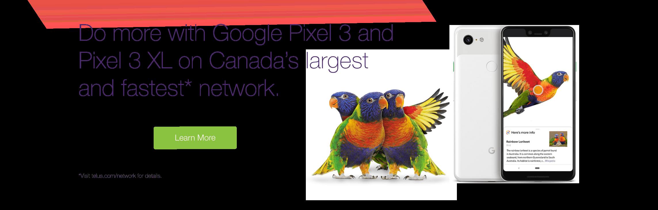 Google Pixel 3 Slide