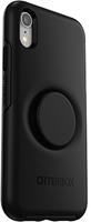 OtterBox iPhone XR Otter + Pop Symmetry Series Pop Socket