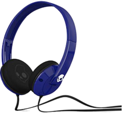 Skullcandy Uprock Royal On-Ear headset w/MIC 1