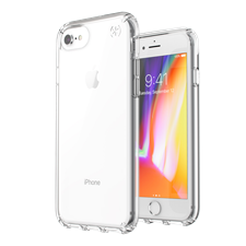 Speck iPhone 8 Presidio Stay Clear Case