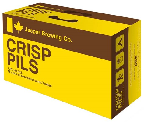 Set The Bar Jasper Brewing Crisp Pils 5325ml