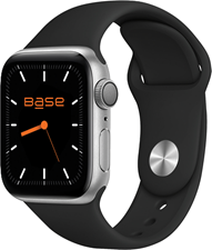 Base Apple Watch Silicone Bands  - Large (42/44mm)