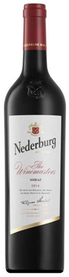 PMA Canada Nederburg The Winemasters Shiraz 750ml
