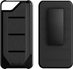 Qmadix iPhone 5/5s/SE Holster Shell Combo