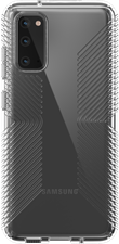 Speck Galaxy S20 Presidio Perfect Clear Grip Case
