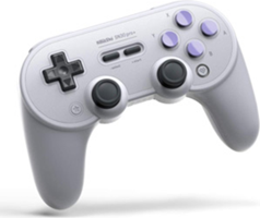 8BitDo SN30 Pro+ Bluetooth GamePad (SN Edition) w/ Phone Clip