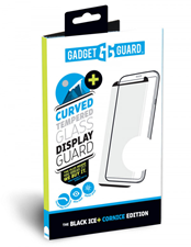 Gadget Guard Galaxy Note 9 Black Ice Plus Cornice Curved Glass Screen Protector