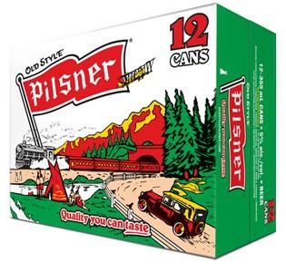 Molson Breweries 12C Pilsner 4260ml