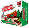 Molson Breweries 12C Pilsner 4260ml
