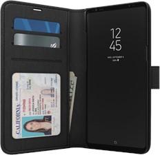 SKECH Galaxy S9+ Polo Book Case