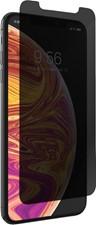 iPhone XS Max Zagg Invisibleshield Glass Plus Screen Protector - Privacy