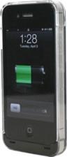 Powerocks iPhone 4/4s  Crystal Energy 1800mAh External Battery Case