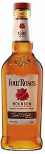 Vintage West Wine Marketing Four Roses 80 Proof Bourbon 750ml