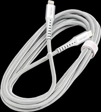 Ventev - chargesync alloy USB C to Apple Lightning Cable 10ft