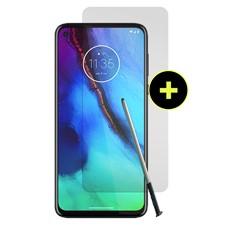 Gadget Guard Black Ice Plus Glass Screen Protector For Motorola Moto G Stylus