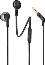 JBL T Series T205 In Ear Wired Headphones