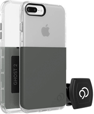 Nimbus9 iPhone 8/7/6s/6 Plus Ghost 2 Case with Rotating Magnetic Wall And Vent Mounts