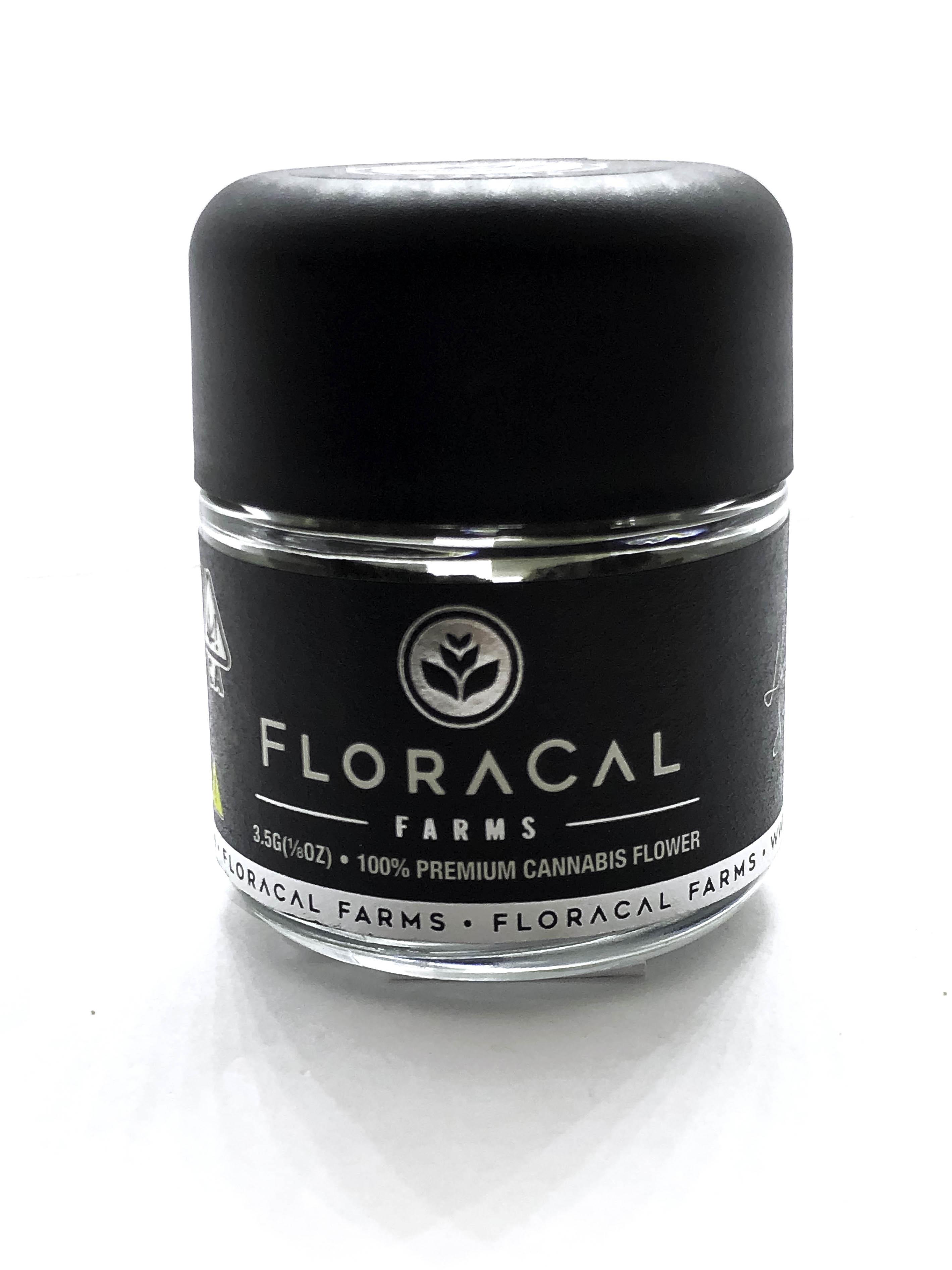 FloraCal: Mac 3.5g