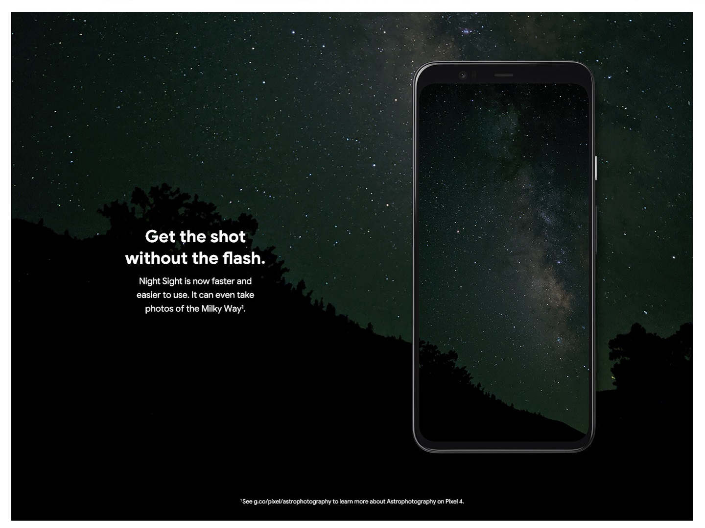 Google Night Sight – Get the shot without the flash