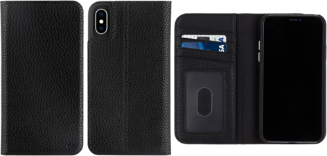 Case-Mate iPhone XS Wallet Folio Case