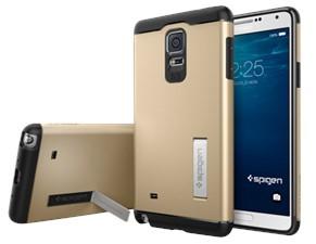 Spigen Galaxy Note 4 Slim Armor Case