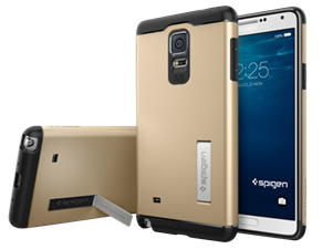 Spigen Galaxy Note 4 Slim Armor Case