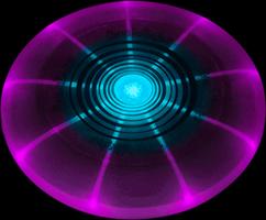 Nite Ize Flashflight LED Light-Up Flying Disc