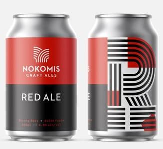 Nokomis Craft Ales Nokomis Red Ale 1420ml
