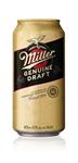 Molson Breweries 1C Miller Genuine Draft 473ml