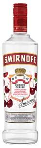 Diageo Canada Smirnoff Cherry Vodka 750ml