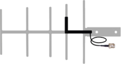 weBoost Wilson 800MHz-900MHz Directional Yagi Antenna (5 element)