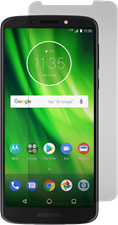 Gadgetguard Moto G6 Play Black Ice+ Edition Screen Protector