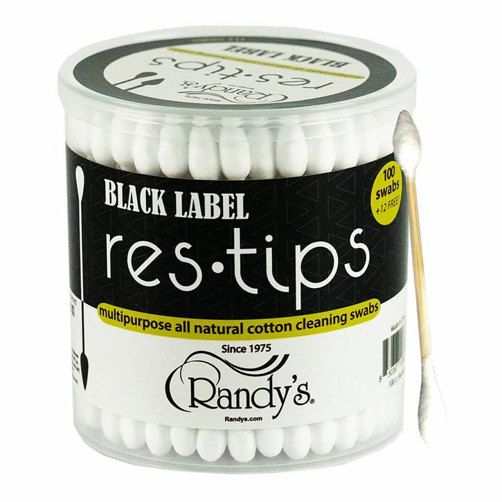Randy's, Black Label Cleaning Swabs