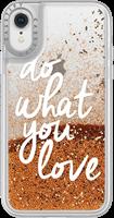 Casetify iPhone XR Liquid Glitter Case