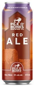 Pile O' Bones Brewing Company Pile O' Bones Scarth Street Red Ale 1892ml