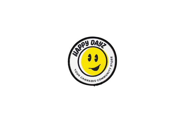 HD PATCH SMILEY