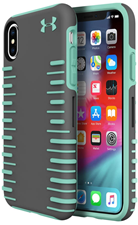 Under Armour iPhone XS UA Protect Grip 2.0 Case