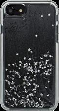 Candywirez iPhone 8/7 Liquid Glitter Case