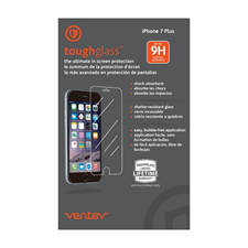 Ventev iPhone 7 Plus toughglass Screen Protectors