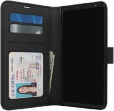 SKECH Galaxy S9 Polo Book Case