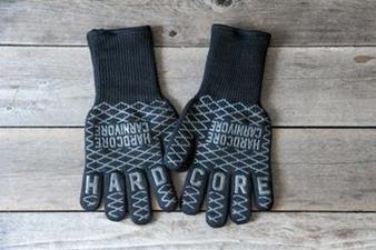 Hardcore Carnivore Grilling Gloves