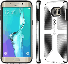 Speck Samsung Galaxy S 6 Edge Candyshell Grip Case