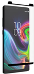 Zagg Galaxy Note 9 Black InvisibleShield CURVE Case-Friendly Glass Screen Protector