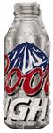 Molson Breweries 4B Coors Light Widemouth Alumi