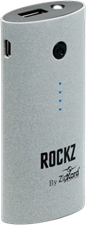 ZipKord Rockz 3600mah Backup Battery