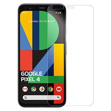 OtterBox Pixel 4a Clearly Protected Alpha Glass Screen Protector
