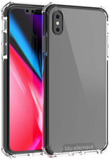 Blu Element iPhone XS Max DropZone Clear Rugged Case